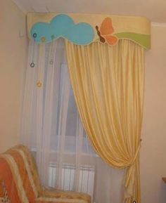 new nursery curtains - the best kids curtain designs ideas 2018 How to choose the best nursery curtains for kid's room, which colors to choose for curtains in the nursery, new kids curtains All types of nursery curtains 2018 Nursery Curtains, Kids Curtains, Cot Bedding, Curtains 2018, New Kids, Cool Kids, Princess Curtains, Curtain Designs, Kids Room