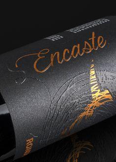 Encaste Wine — The Dieline - Branding & Packaging