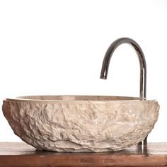 Hand Carved Verona Polished Cream Marble Stone Sink makes for a fantastic addition to any modern bathroom This sink measures 40 cm across comes with