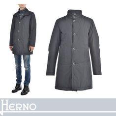 HERNO ダウンジャケット HERNO コンサバなリッチ感がもたらすワードローブの新定番