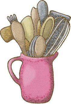 cosas de cocina para imprimir - Imagenes y dibujos para imprimir-Todo en imagenes y dibujos