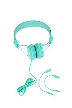 URBANEARS Headphones - Ocean - Urban Outfitters... I love my urban ears!! <3