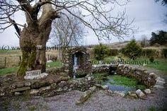 St. Brigid's Sacred Well St Brigid, Selfless Love, Sacred Symbols, Beltane, Mother Teresa, Wells, Celebrations, Ireland, Around The Worlds