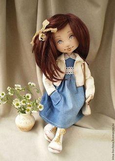 Забавные куколки / Рукоделие