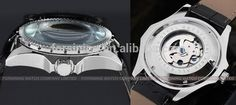 China saat men Factory Newest Leather skeleton Waterproof designer Watches-Forsining Watch Company Limited www.forsining.com