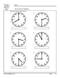 Telling-Time-Half-Hour-Worksheet-3