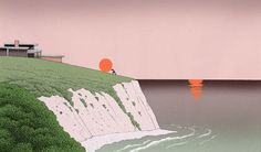 Guy Billout's amazing illustration