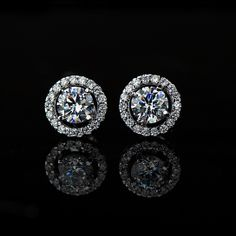 """For the Grace earrings, this is the """"Shimmering Star"""" pair by Benedicts"""