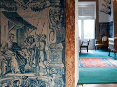 Palácio Belmonte in Lisbon, Portugal is one Condé Nast Traveler's favorite Historic Hotels in the world - Gold List 2015: Our Favorite Historic Hotels - Condé Nast Traveler 27.02.2015 | Lisbon's Palácio Belmonte, the former residence of a noble family dating back to 1449, has sitting rooms like no other: More than 30,000 blue-and-white Portuguese tiles from the 1700s cover the walls, complemented by dreamy fado music. I felt as if we had the entire palace to ourselves, as though we were…