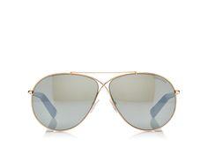 Eva Pilot Sunglasses   Shop Tom Ford Online Store