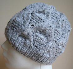 Cascade knitting patterns: Lippo Hat by Yellow Mleczyk, download on LoveKnitting