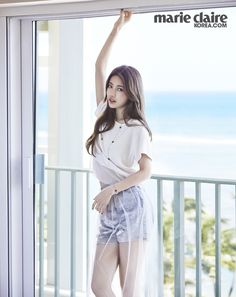 Miss A Suzy - Marie Claire Magazine August Issue '14