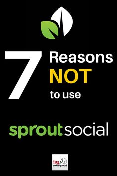 Social Media Management Tool, Sprout Social, is a powerful and much loved tool. However, no tool is perfect, this article has dive deep into the areas that Sprout Social could improve.