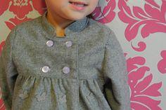 Oliver + S Sunday Brunch pattern: Butterfly Sunday Brunch by sweet cheeks designs, via Flickr