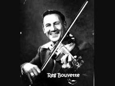 Reg Bouvette Fiddling Fiddles.wmv - YouTube