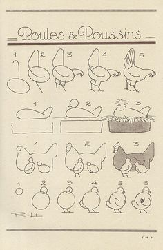 les animaux 48 by pilllpat (agence eureka), via Flickr