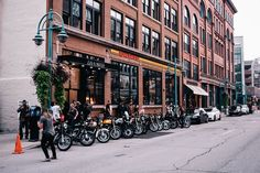 Motor'n | Royal Enfield Opens Flagship Store in Milwaukee