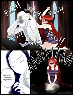 Chibi 138 48 Beautiful I Eat Pasta for Breakfast Pg 138 by Chibi Works On Lazari Creepypasta, Scary Creepypasta, Creepypasta Proxy, Creepy Pasta Comics, Yandere Anime, Creepy Pasta Family, Memes, Jeff The Killer, My Demons