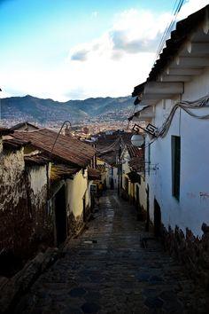 Callecitas de San Blas, Cusco