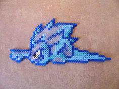 Dragon Ball Hama perler beads by Sebastien Herpin