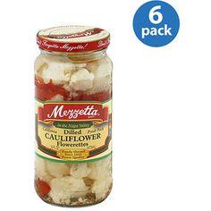 Mezzetta Dilled Cauliflower Flowerettes