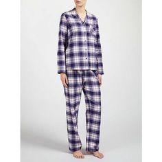 BuyJohn Lewis Check Print Pyjama Set ab4d7ef31
