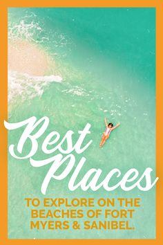 Find the best places to explore in Southwest Florida. Vacation Wishes, Need A Vacation, Florida Vacation, Florida Travel, Vacation Places, Vacation Destinations, Vacation Trips, Vacation Spots, Travel Usa