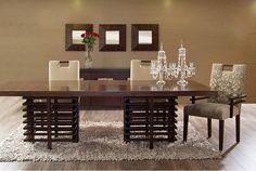 ADRIANA HOYOS Chocolate Collection #Dining Chair #DiningRoom   liveniu.com