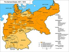 The German Empire (1871-1918)