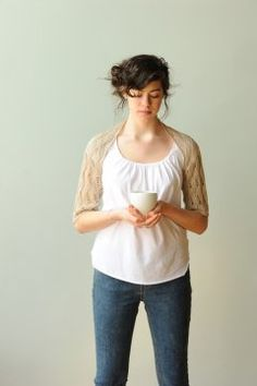 The Emma (linen) from Quince & Co.