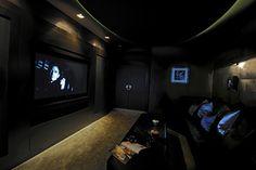 Gleneagles - The Design Practice by UBER: Cinema room