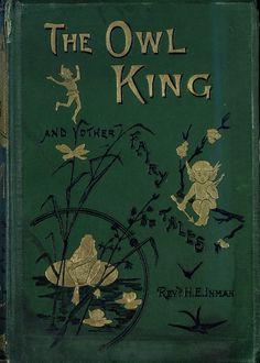 The Owl King (vintage book) - reeeeeeally want this!