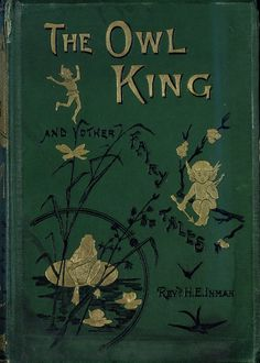 'The Owl King' vintage book