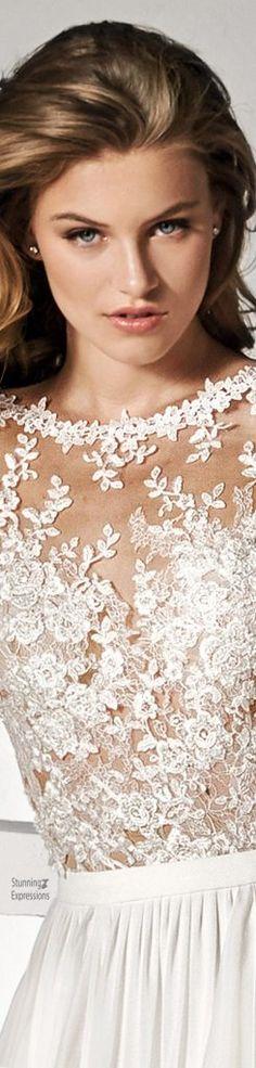 Pronovias Classy Wedding Dress, Wedding Dresses, Dream Wedding, Wedding Day, Pearl Cream, Wedding Memorial, Here Comes The Bride, Wedding Styles, Bloom