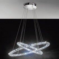 Eglo Stars of Light Toneria Lampe Suspension LED 64W L 90 cm
