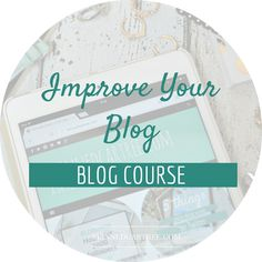 Improve your blog in 2017 with my 8 week blog course. | skinnedcartree | Bloglovin'