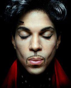 Prince by Annie Leibovitz.                                                                                                                                                                                 More