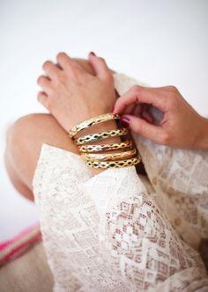 Sézane / Morgane Sézalory - Lifestyle - Cancun Bracelet - #sezane #giftshop www.sezane.com