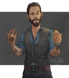 Just say YES. #johnseed #farcry5 #fanart #farcry #theseedfamily #josephseed #jacobseed #cult #sinner #digitalart