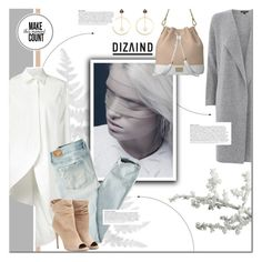 """DIZAIND"" by kitti-takacs ❤ liked on Polyvore featuring Warehouse, Valery Kovalska, American Eagle Outfitters, Burberry, Helene Zubeldia and dizaind"