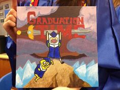 creative graduation caps adventure time