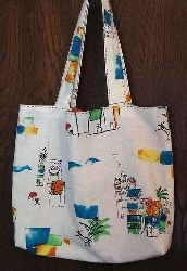 Tutorial: Dimensions to make totes bags in any size