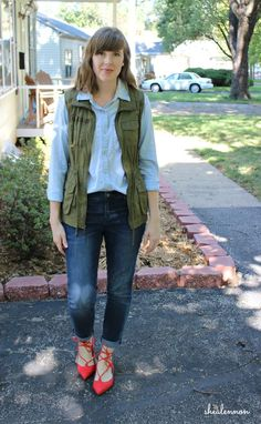 Fall Style: How to Layer Without Adding Bulk