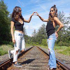 Nikki & Brie Bella
