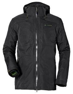 VAUDE | Men's Gald 3in1 Jacket - black