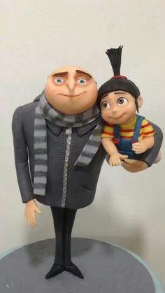 Gru & Agnes
