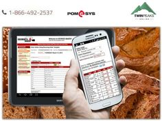 POMeSYS.com-Remote module is a web based order entry management system designed for use by customers of wholesale businesses.