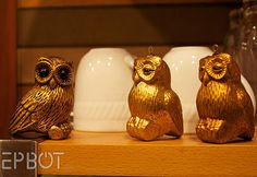 How to make owl ornaments more awesome