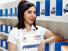Flo The Progressive Lady.does she come standard with any policy ? I think she's pretty hot ! Insurance Marketing, Car Insurance, Health Insurance, Insurance Business, Progressive Insurance, George Soros, Done With You, Guy Names