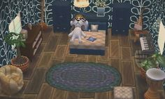 madelaidecrossesanimals: DJ KK's chillzone. I can picture him sitting in a sunbeam, writing songs on the couch (while Isabelle putters in the kitchen yes I totally ship it). ➥ 0895 - 7739 - 252